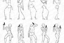 Draw ciało