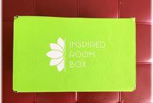 """Inspired Room Box / About: """"Ingredients for a beautiful, happy home, delivered."""" For full subscription box reviews, visit http://musthaveboxes.com."""