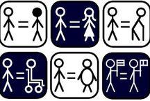 Sin Discriminación/Todos Somos Iguales #NODISCRIMINACION / by Asociación ABRAZOS