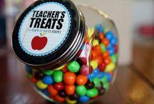 Teacher Gifts / by Heidi Reifschneider Hess