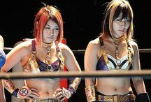 Japanese women wrestling