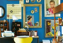 Wall Decor and Color