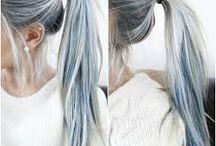 Hair dye xo
