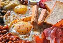 Breakfast / In Bangalore and wanna have a wholesome English Breakfast, these are the mustvisits.