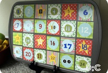 Advent calendar ideas / by Christine Bowie