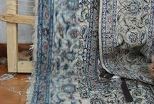 Handmade Rug Repair / Images and videos of our rug repair and restoration service.