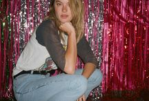 Camille Rowe's Style