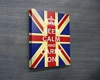Keep Calm & Carry On Canvas / Browse a collection of Keep Calm & Carry on prints in a variety of colours, we also have a collection of Harry Potter variants. We are happy to change any of these for a different colour if requested.