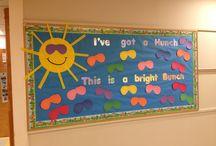 SRP Bulletin boards