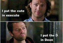Supernatural gayness <3