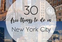 New York City / Travel things to do