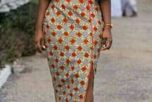 roupas africa