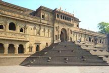 Madhya Pradesh / Madhya Pradesh has wide range of wildlife tourism along with plenty of historical and religious tourist destinations
