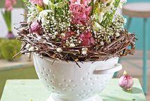 Blumen/Pflanzen Deko