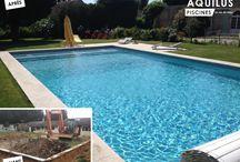 Rénovation / Nous faisons également de la rénovation pour donner une seconde jeunesse à vos bassins !