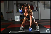 Fitness photography / by Marnie Sohn