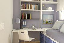 Muebles que ahorran ESPACIO ;)
