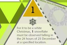 12 weather facts of Christmas  / The 1st December marks the start of winter in the meteorological calendar. Looking ahead to Christmas, for the next two weeks we will be sharing 12 #weatherfacts about Christmas Day.  Find out more about snow at Christmas at http://bit.ly/1b18nSa