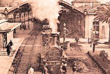 Gare de Cannes / La gare de Cannes, de 1863 à aujourd'hui.