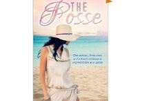The Posse by Tawdra Kandle / One woman, three men, and a beach romance as unpredictable as a riptide.