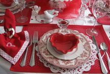 Valentine's Day / The day of love! Decorate and Celebrate!