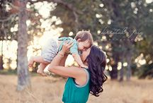 Mommy and son picture ideas!