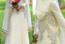 muslimah bride