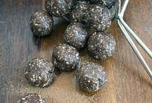 Ball recipes / Ball  bite-size recipes. Little energy bites.  / by Purely Twins