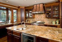 Kitchen / by Miranda Roy Mann