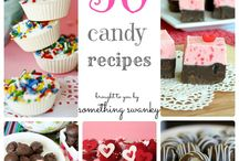 30 candy recipes