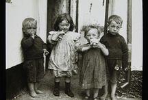 England's poor, Victorian era.