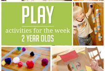 play with 2yo