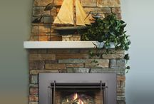 """Direct Vent Inserts / Looking for a convenient and efficient way to warm your home while enjoying the realism of a real fire? Check out the Real Fyre Direct Vent Gas Inserts - available in 30"""" and 36"""" sizes in traditional and contemporary styles. All the beauty and realism Real Fyre gas logs are known for in an easy to install direct vent insert."""