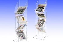 Newspaper stands / Newspaper stands