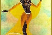 Oshun / To learn more about your goddess connection, do check out my Goddess Guidance Group - BASIC membership is FREE!! http://www.amypalko.com/project/goddess-guidance/