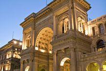 Italy / Trip to Milan-Bergamo for Salon International and art class