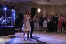 svatební TANCE