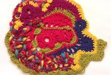 Free-Form Crochet