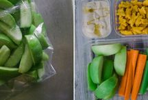 school lunch yummers / by Lisa Wilson