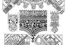 ruskie ornamenty