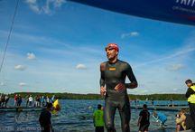 multlisport / triathlon, biegi, rower