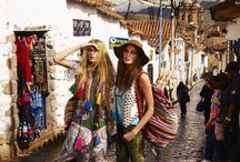 Boho Life - What's in my suitcase while traveling / Travel in Style