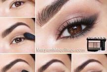 makeup / by Kymberley Stewart