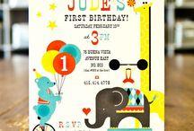 Kids Parties!! / by Mena Purewal-Hundal