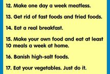 Diet / by Michelle Mayall