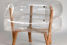 De raarste, gekste en bijzondere stoelen / Dit vindt ik de raarste, gekste en bijzondere stoelen. Ik heb vooral stoelen die ik eigenlijk bijna nooit zie. Daarom heb ik ook voor deze stoelen gekozen en omdat sommige stoelen gerecycled zijn en dat vind ik wel goed. Er is één stoel die ik kies en dat is de zwarte liggende design stoel daar heb ik nog iets bijgeschreven.