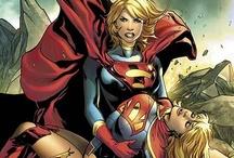Supergirl / by Ian Douglas