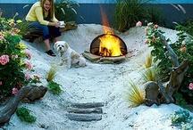 Beach gardens