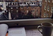Книжка, кофе, нежность :)*