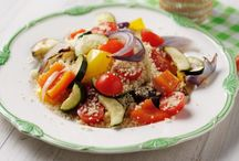 Delicious couscous recipes / These delicious couscous recipes are so simple to make and really healthy. It is such a versatile ingredient and can be used and flavoured loads of different ways. Take a look and be inspired...